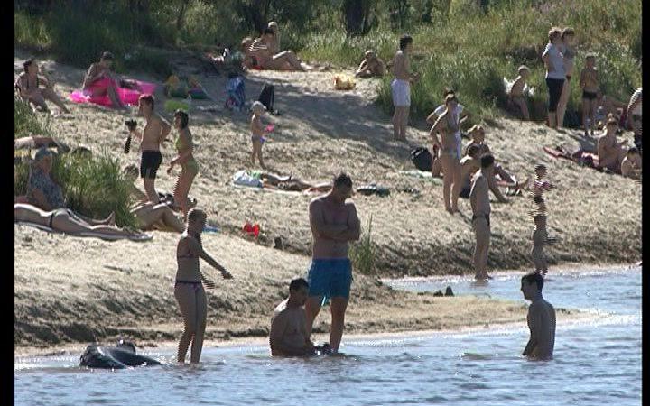 пляж, отдых, туризм, лето