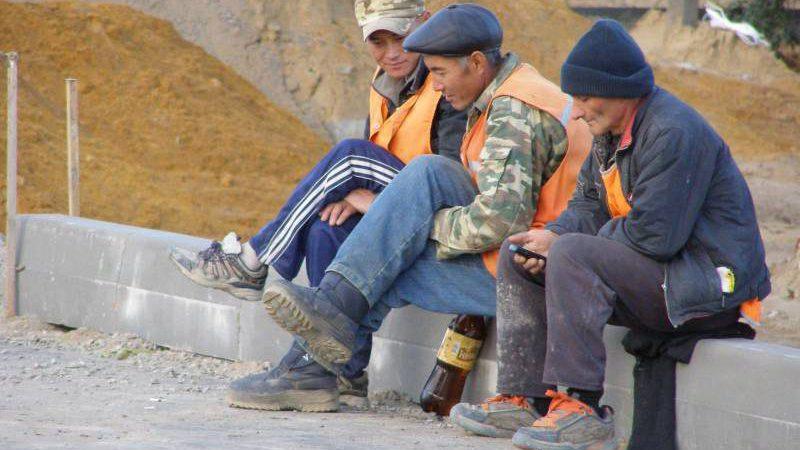 мигранты, иностранные рабочие