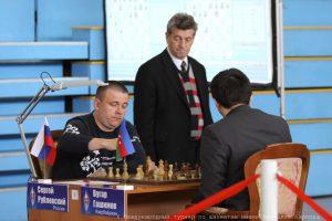 Международный шахматный турнир имени Анатолия Карпова