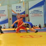 10-ый международный турнир по вольной борьбе