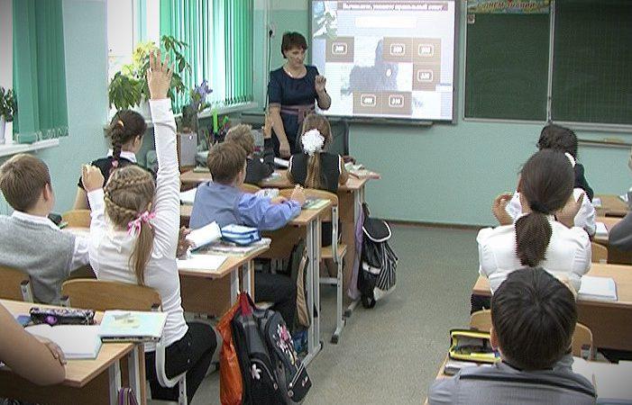 школа, Пойковский, Нефтеюганский район,