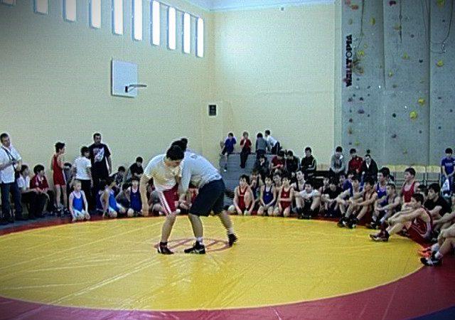 вольная борьба, Пойковский, Югра, Нефтеюганский район, турнир,