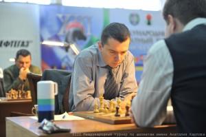 Международный шахматный турнир имени Анатолия Карповам