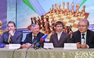 2012 - турнир имени Карпова по шахматам