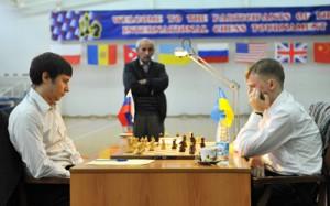 13 Международный турнир по шахматам имени Карпова