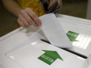 выборы, голосование, урна