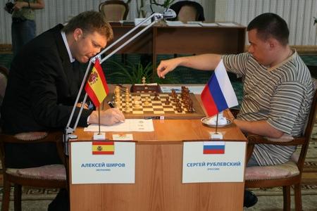Международный турнир по шахматам имени Анатолия Карпова Широв рублевский