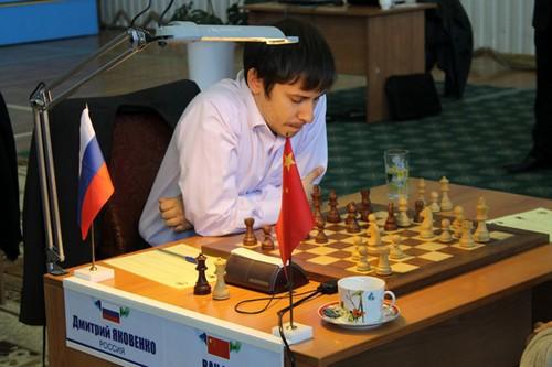Яковенкой, 2012 - я турнир имени Крпова по шахматам