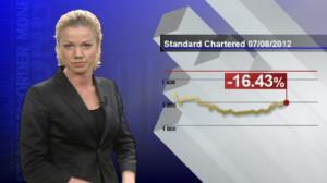 Британский банк Standard Chartered подозревают в незаконных финансовых операциях с иранским правительством.