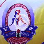 Владимир Семёнов, вольная борьба, Нефтеюганский район