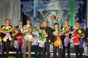 XII шахматный турнир имени Анатолия Карпова: 2011 год