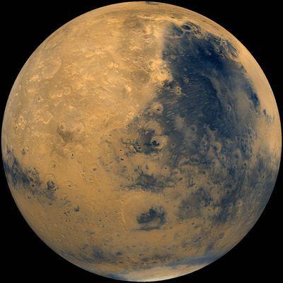 освоение космоса, марсианская программа
