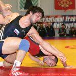 VI Международный турнир по вольной борьбе