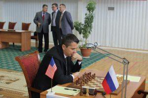 шахматный турнир имени Карпова, Александр Онищук