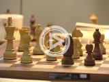 Дневник шахматного турнира: день предпоследний. Видео.
