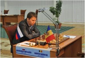шахматный турнир имени Карпова, Александр Мотылёв