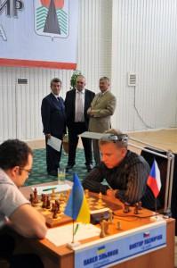 Юрий Лобанов, Владимир Семёнов, Анатолий Карпов