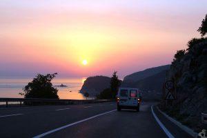 Черногория, побережье