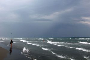 Черногория, Ульцин, побережье