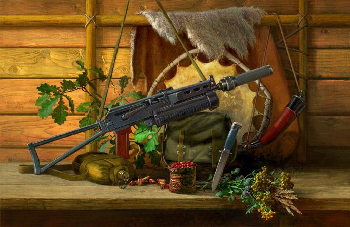 АК-47 получил патент только 1997 году