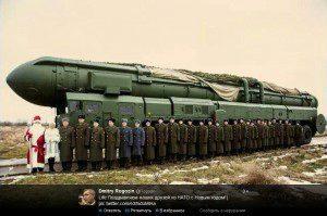Дмитрий Рогозин поздравил коллег из блока НАТО