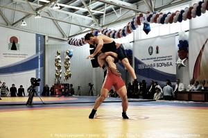 Международный турнир по вольной борьбе на приз Владимира Семёнова