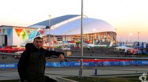 За несколько часов до официального открытия субтропической Олимпиады. Чтобы увидеть всё своими глазами некоторые зрители раскошелились на 50 тысяч. Хотя говорят, что самые дешёвые билеты стоили всего-то 500 рублей.
