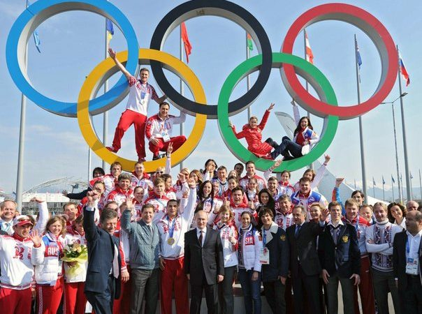 Олимпиада, Сочи 2014