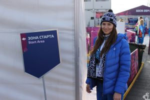 У нее уже есть звание чемпиона России по лёгкой атлетике. Может попробовать себя ещё и в лыжном спорте?