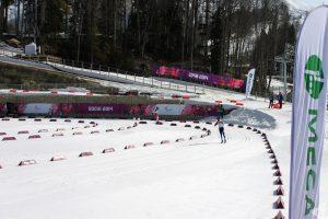 Лыжные гонки. Мужчины. 20 км