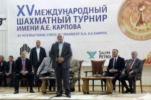 XV шахматный турнир имени Анатолия Карпова, Владимир Семёнов