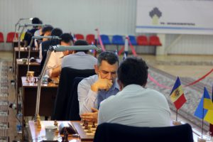 XV шахматный турнир имени Анатолия Карпова: Виорел Бологан