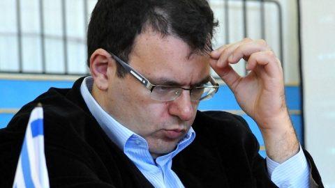 XV шахматный турнир имени Анатолия Карпова: Эмиль Сутовский