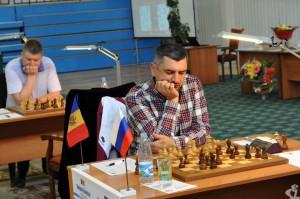 XV шахматный турнир имени Анатолия Карпова: Алексей Широв, Виорел Бологан