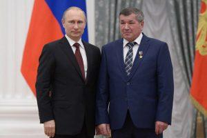 Иван Айдуллин, Владимир Путин