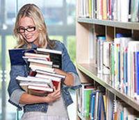 книги, чтение, библиотека