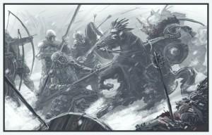 битва, сражение