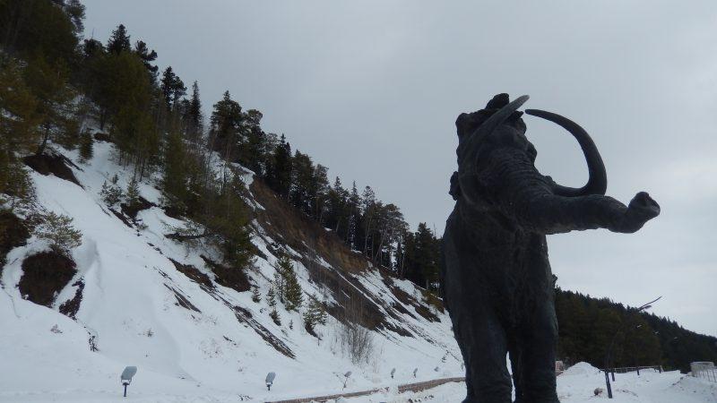 Югра, Сурдлимпийские игры, мамонт