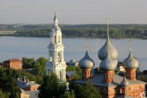 Кострома, Волга