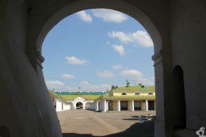 Кострома, Гостиные дворы