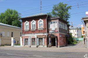 Кострома, улица Советская