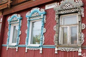 Кострома, деревянное зодчество