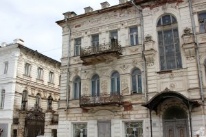 Кострома, архитектура