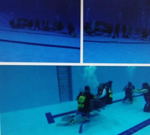 армия, подводные бойцы