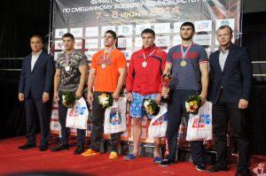 III чемпионат России по ММА, Федор Емельяненко