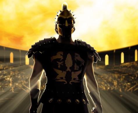 гладиатор, легионер