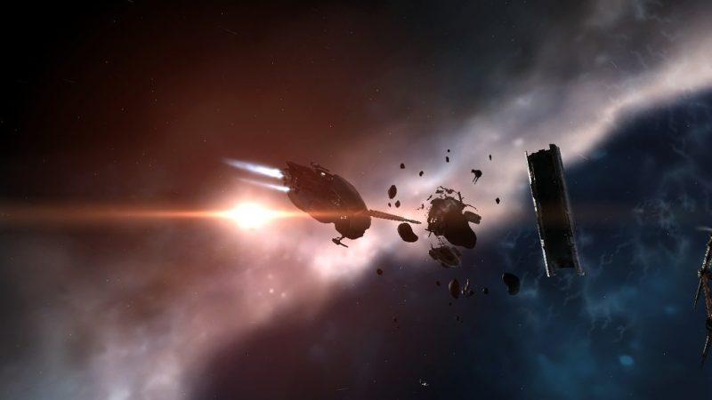космос, корабль, звездолёт