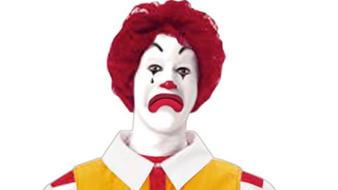McDonald's, мак дональдс,