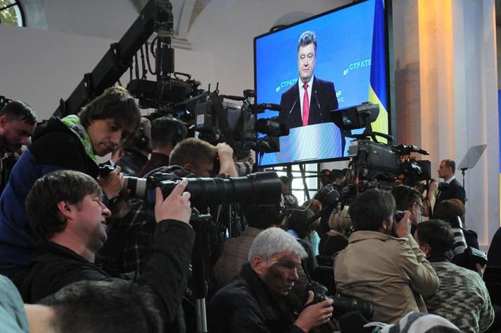 Порошенко, пресс-конференция