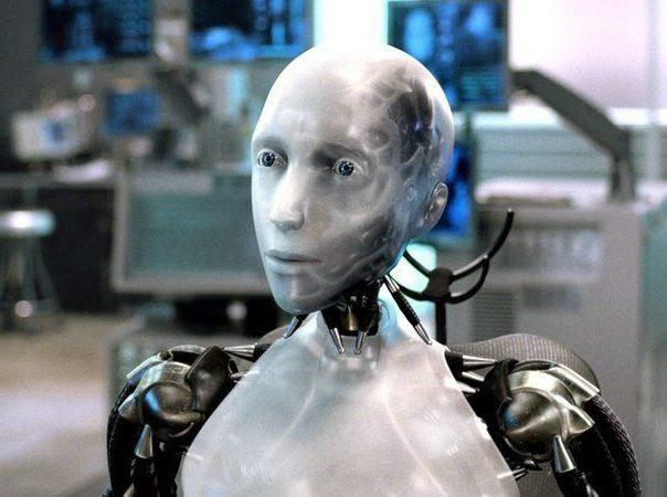 робот, технологии